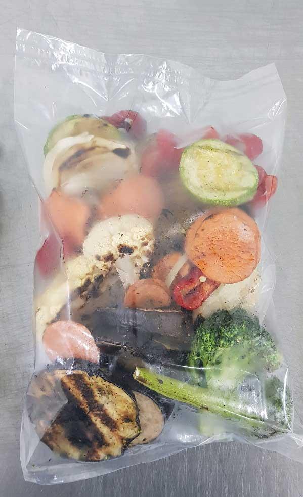 Zamrznuto grilovano povrće -2